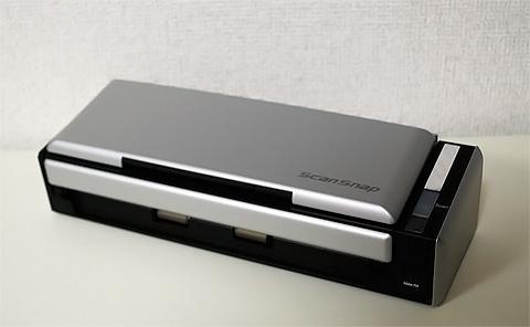 ↑ ScanSnap S1300