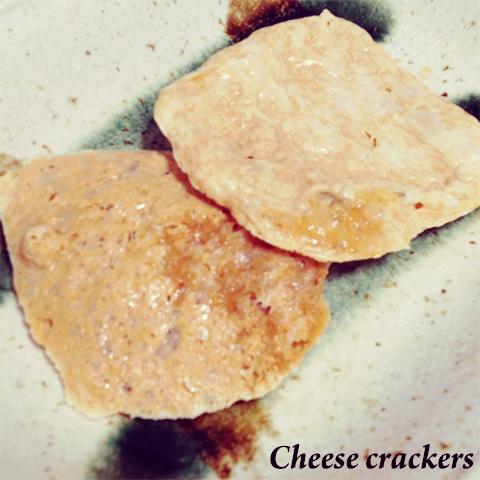 チーズせんべい、チーズクラッカー