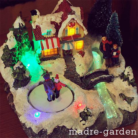 マドレの庭 クリスマス会イベント