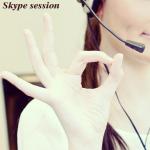 Skypeセッション
