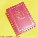 5Years Q&A Diary